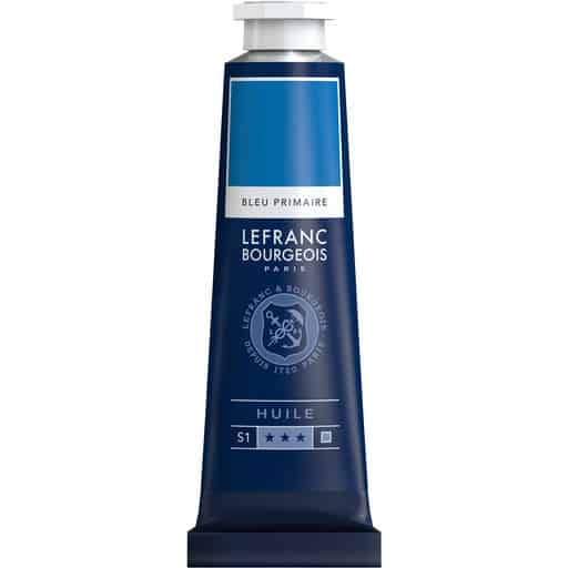 L&B FINE OIL 063 PRIMARY BLUE 40ML ÖLJYVÄRI