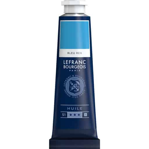 L&B FINE OIL 067 ROYAL BLUE 40ML ÖLJYVÄRI