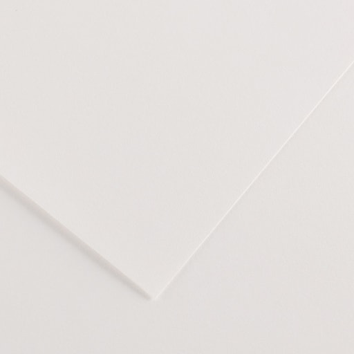 VÄRIKARTONKI WHITE 240G 50x65CM