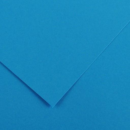 VÄRIKARTONKI AZURE BLUE 240G 50x65CM