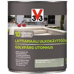 V33 LATTIAMAALI ULKOKÄYTTÖÖN 2