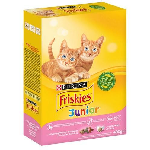 FRISKIES JUNIOR KISSANPENTU KANA