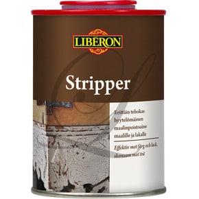 LIBERON STRIPPER MAALIN- JA LAKANPOISTOAINE 1L