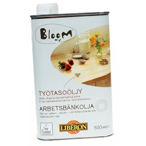 LIBERON BLOOM TYÖTASOÖLJY 500ML