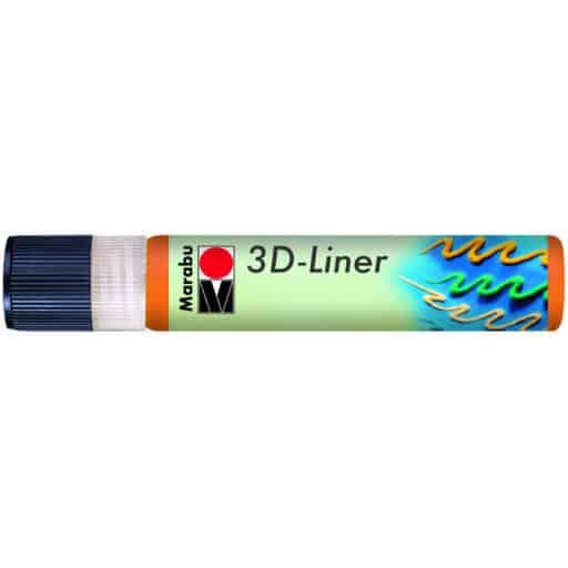 MARABU 3D-LINER 613 ORANSSI 25ML