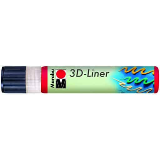 MARABU 3D-LINER 631 KIRSIKKA 25ML