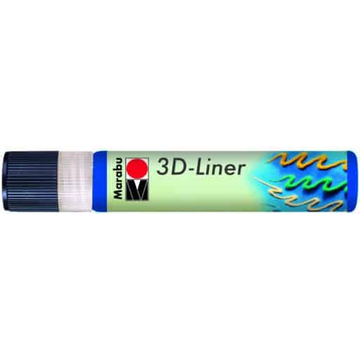 MARABU 3D-LINER 652 SININEN 25ML