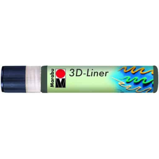 MARABU 3D-LINER 678 HARMAA 25ML