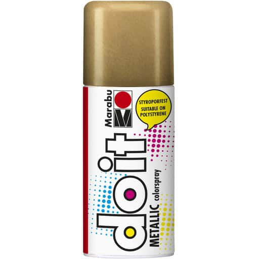 MARABU DO IT SPRAY METALLIC 786 PUNAKULTA 150ML