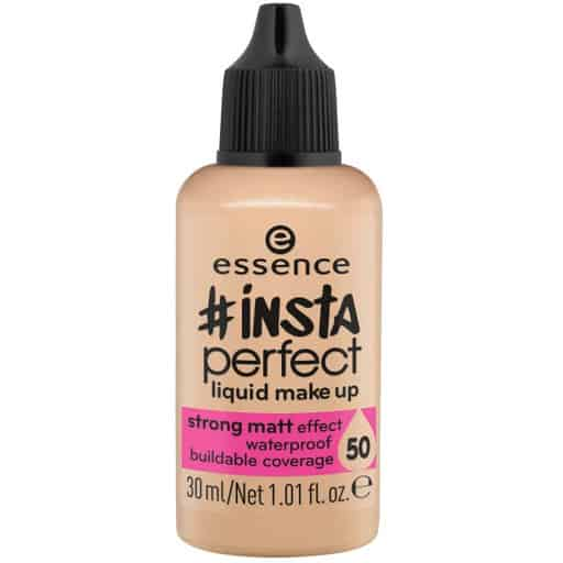 ESSENCE INSTA PERFECT LIQUID MAKE UP 50