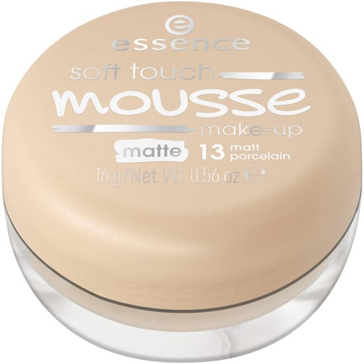 ESSENCE SOFT TOUCH MOUSSE MAKE-UP 13