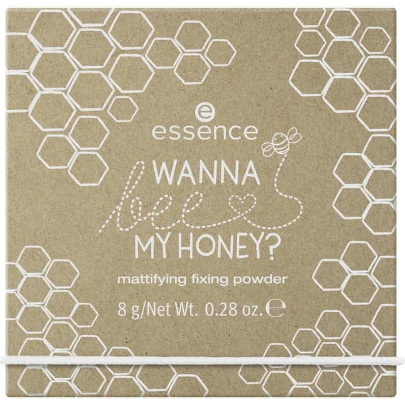 ESSENCE WANNA BEE MY HONEY MATT FIXING POWDER 01