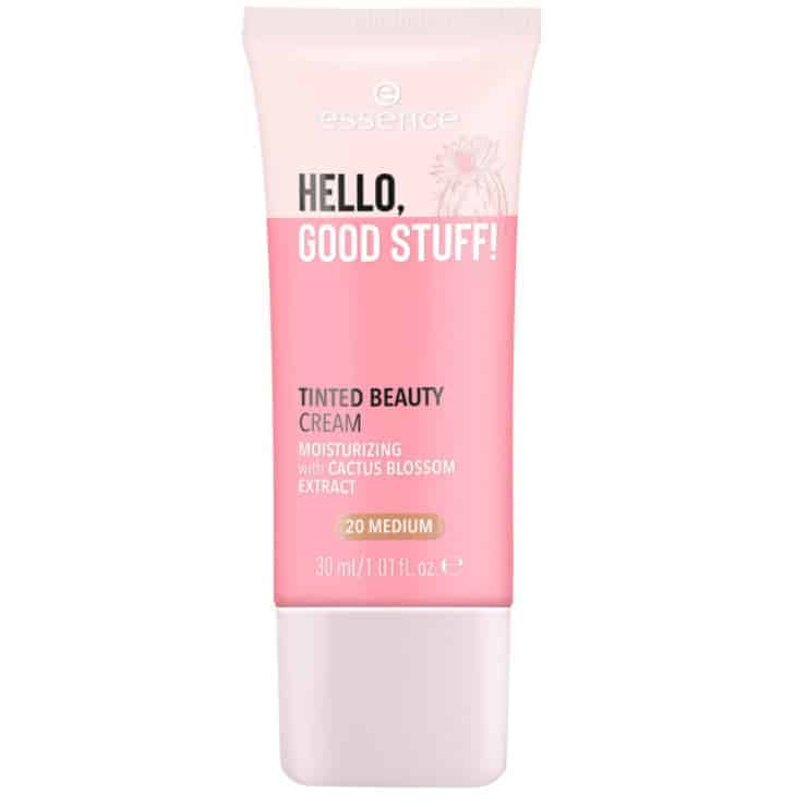 ESSENCE HELLO GOOD STUFF! TINTED BEAUTY CREAM 20