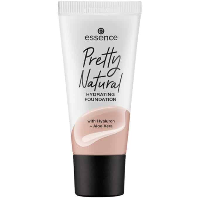 ESSENCE PRETTY NATURAL HYDRATING FOUNDATION 050