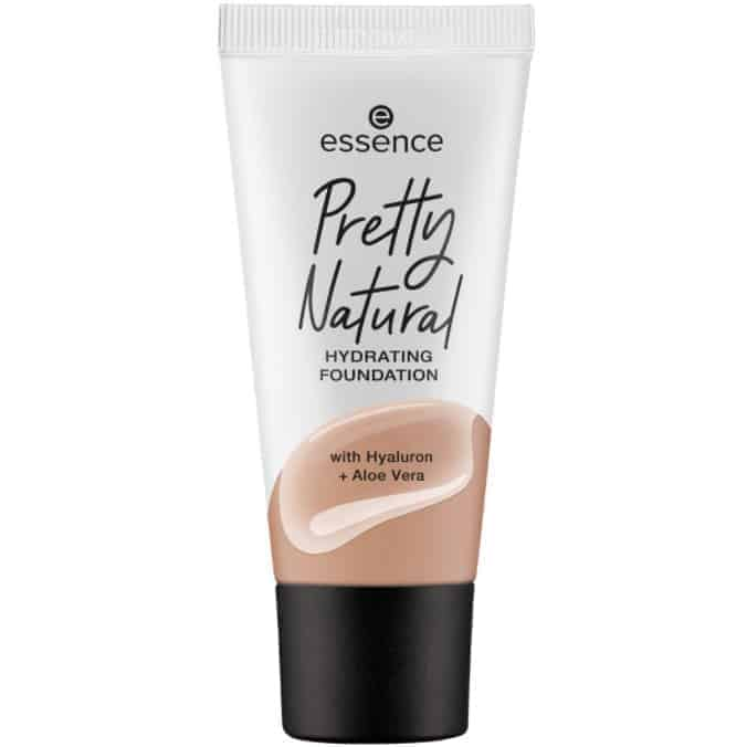 ESSENCE PRETTY NATURAL HYDRATING FOUNDATION 240