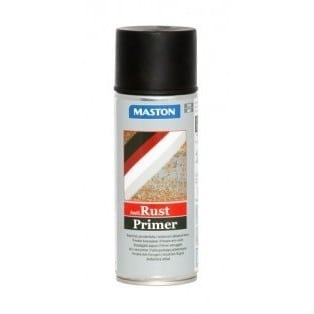 MASTON RUOSTEENESTO SPRAYMAALI MUSTA 400ML