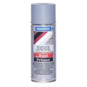 MASTON RUOSTEENESTO SPRAYMAALI HARMAA 400ML