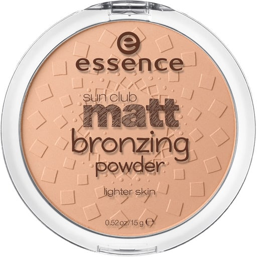 ESSENCE SUN CLUB MATT BRONZING POWDER 01
