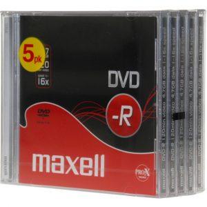 MAXELL DVD-R 10MM 4