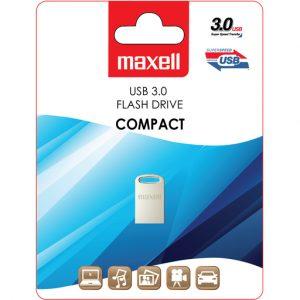 MAXELL COMPACT USB 3.0 MUISTITIKKU 32GB