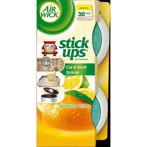 AIRWICK ILMANRAIKASTIN STICK-UP CITRUS 2KPL