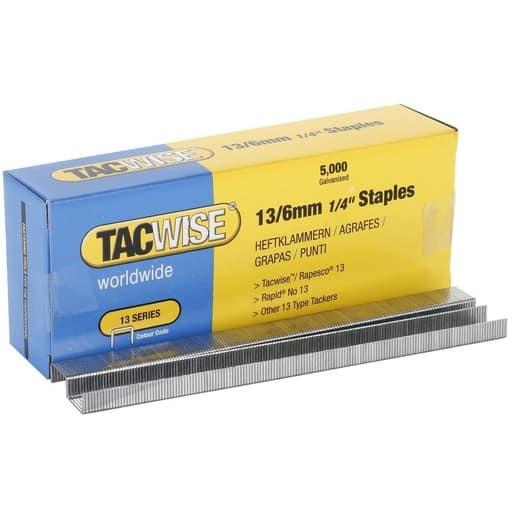 TACWISE NIITTIRASIA 13/6MM 5000KPL