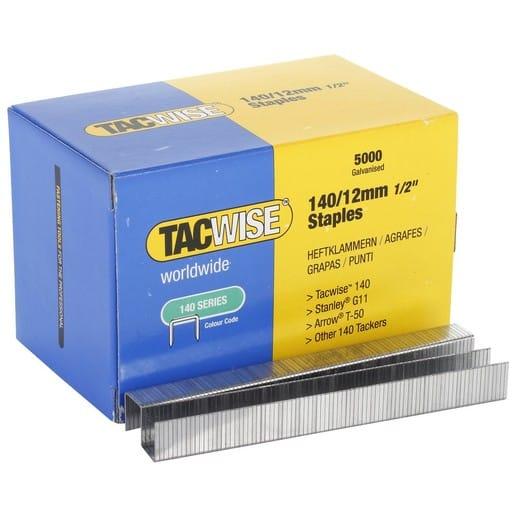 TACWISE NIITTIRASIA 140/8MM 5000KPL