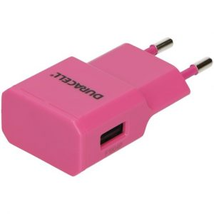 DURACELL USB-LATURI PINKKI 2.1A