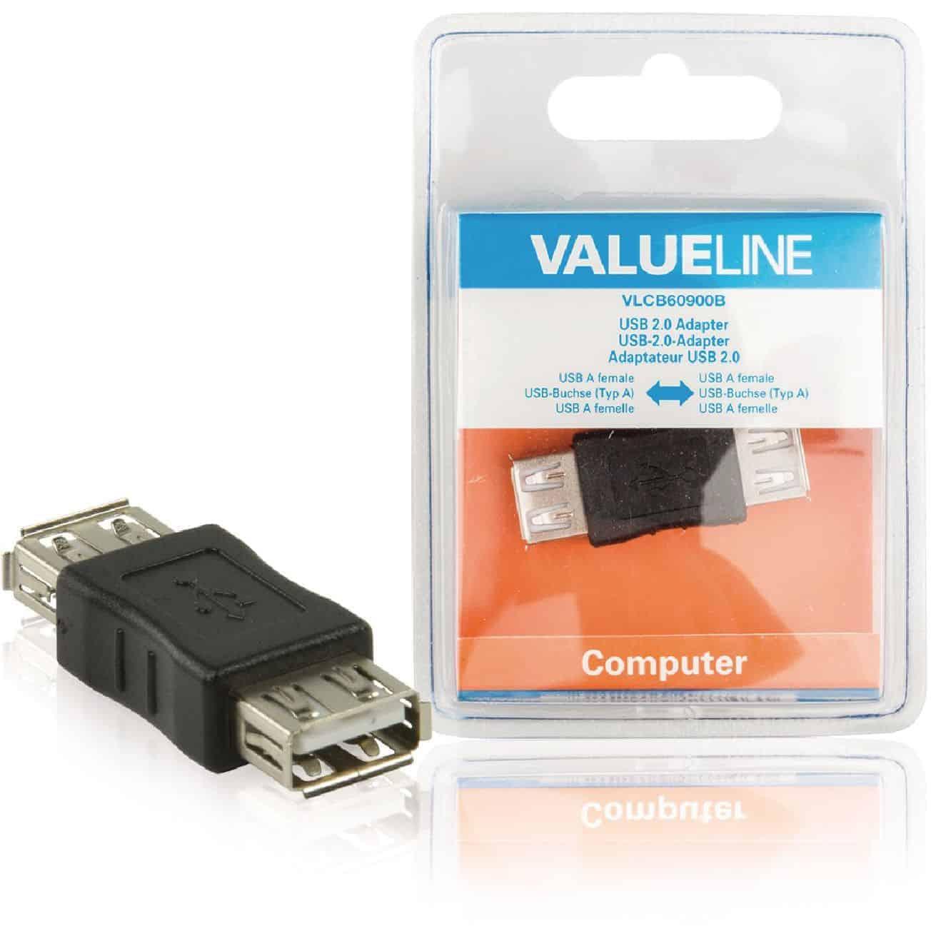 VALUELINE USB 2.0 ADAPTERI A NAARAS - A NAARAS