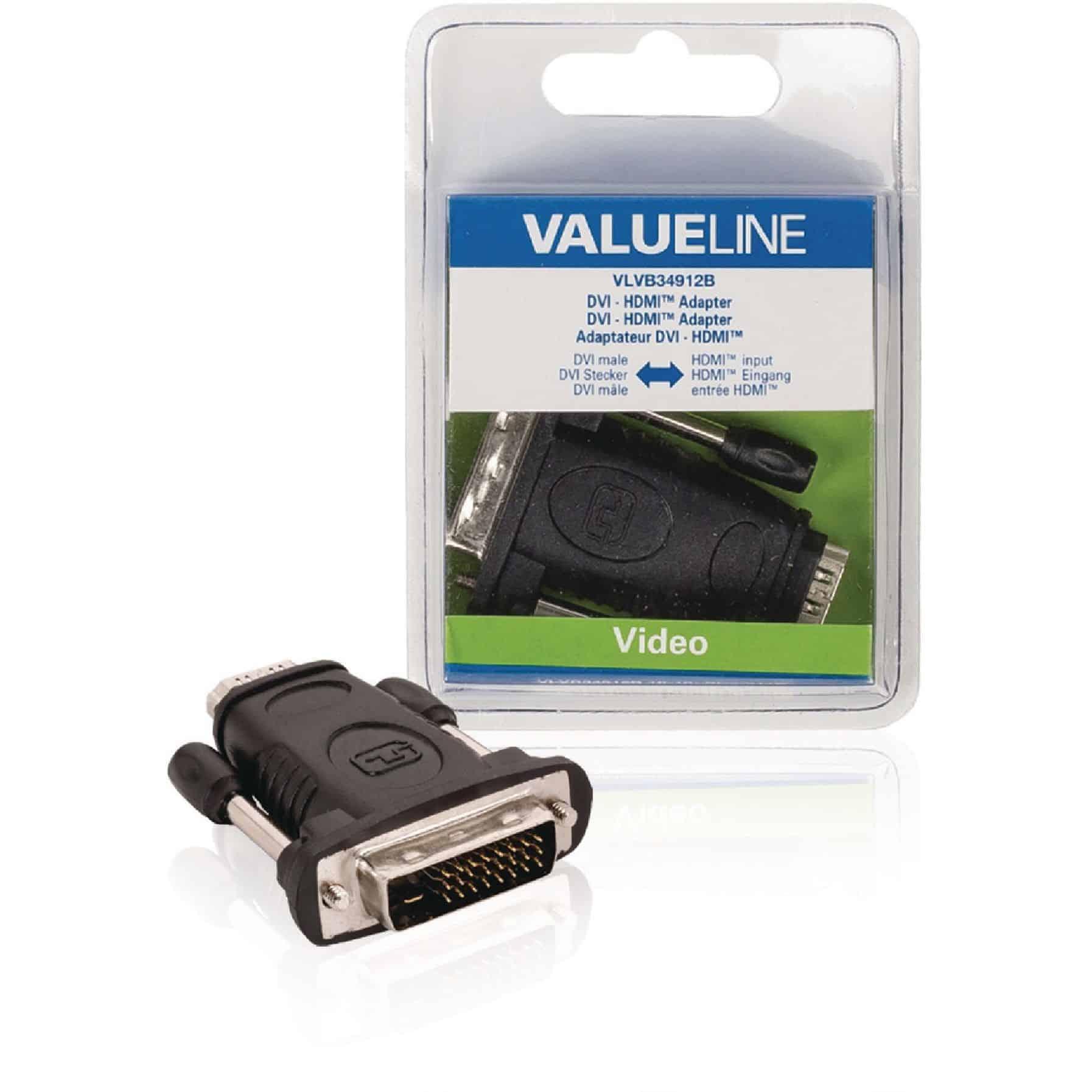HDMI ADAPTERI DVI UROS - HDMI NAARAS
