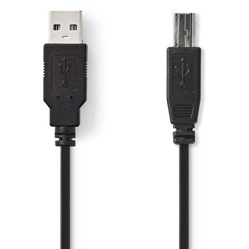 NEDIS USB 2.0 KAAPELI A-UROS - B-UROS 2
