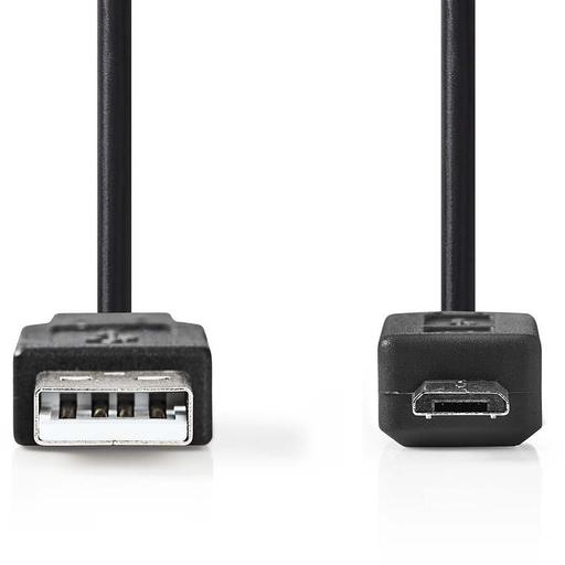 NEDIS USB 2.0 KAAPELI A-UROS -  MICRO-B UROS 3