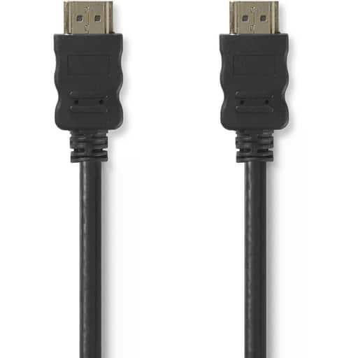 NEDIS HDMI-KAAPELI HIGH SPEED WITH ETHERNET 0