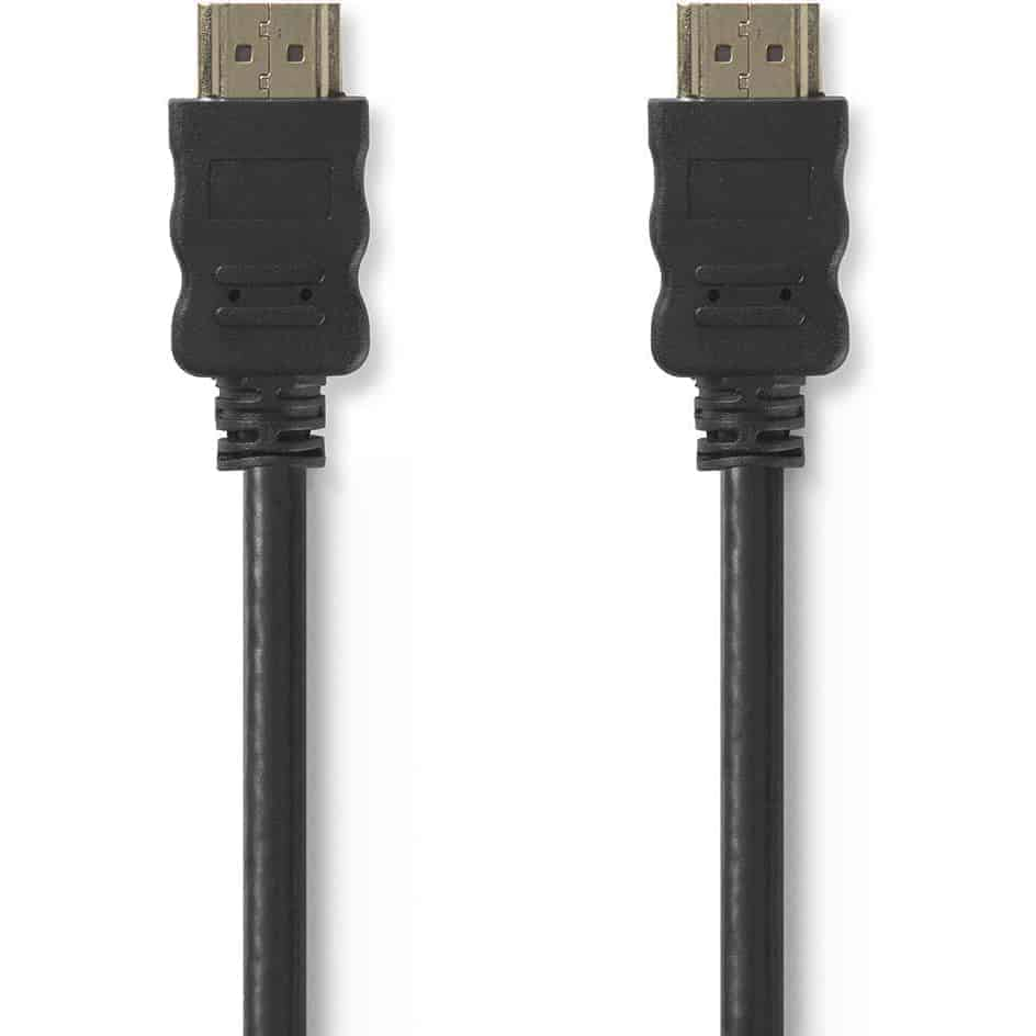 NEDIS HDMI-KAAPELI HIGH SPEED WITH ETHERNET 2