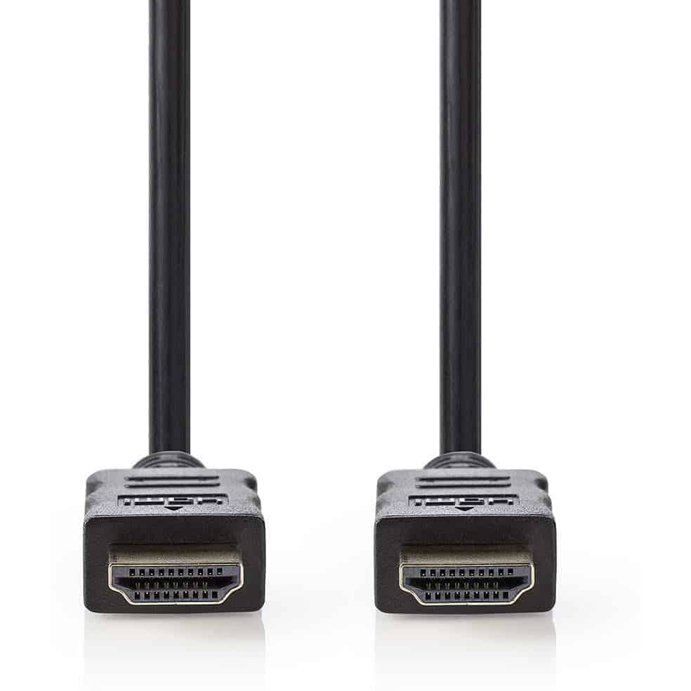 NEDIS HDMI-KAAPELI HIGH SPEED WITH ETHERNET 5M