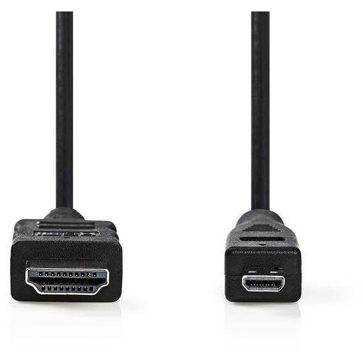 NEDIS HDMI - MICRO HDMI UROS KAAPELI HIGH SPEED HDMI WITH ETHERNET 2