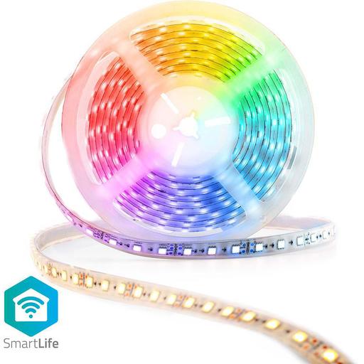 NEDIS LED-NAUHA Wi-Fi RGB SMARTLIFE 5M
