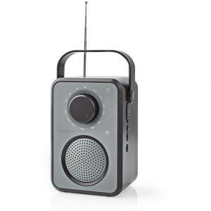 NEDIS FM-RADIO PÖYTÄMALLI