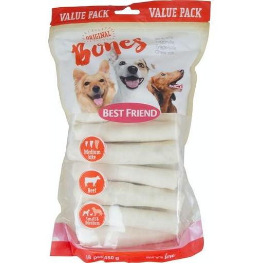 BF BONES VALUE PACK VAALEA PURULUU 18KPL 12CM 450G
