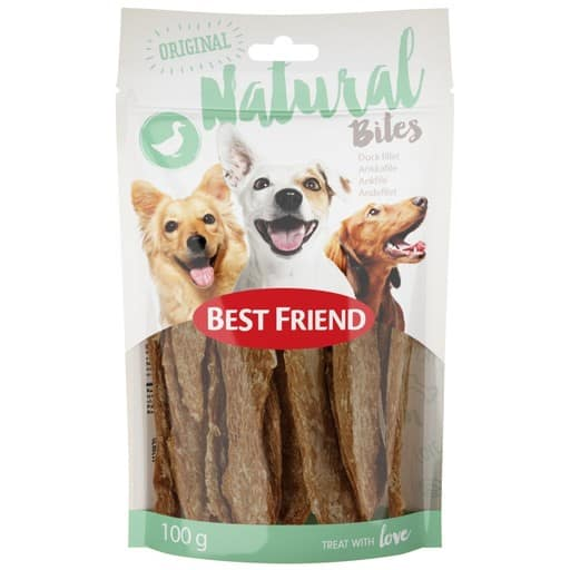 BF NATURAL BITES ANKKAFILEE 100G