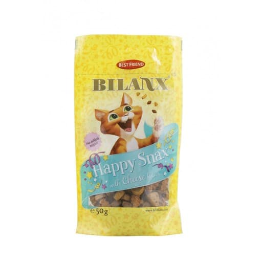 BF BILANX KISSANHERKKU HAPPY SNAX CHEESE 50G