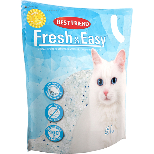 BF FRESH & EASY KISSANHIEKKA 5L