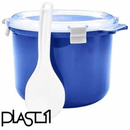 PLAST1 RIISINHÖYRYSTIN MIKROON 2