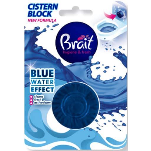 BRAIT WC-RAIKASTIN VESISÄILIÖÖN BLUE