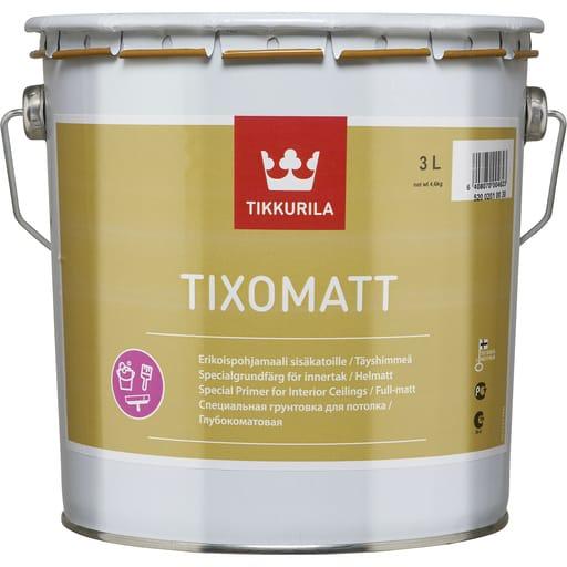 TIXOMATT ERIKOISPOHJAMAALI VALKOINEN 3L