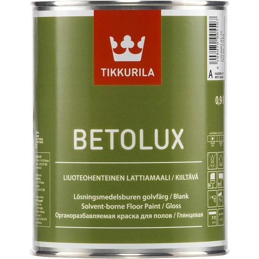 BETOLUX LATTIAMAALI VALKOINEN 0