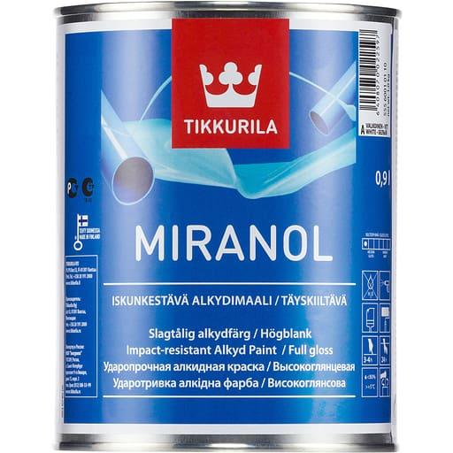 MIRANOL 0202 MUSTA 1L