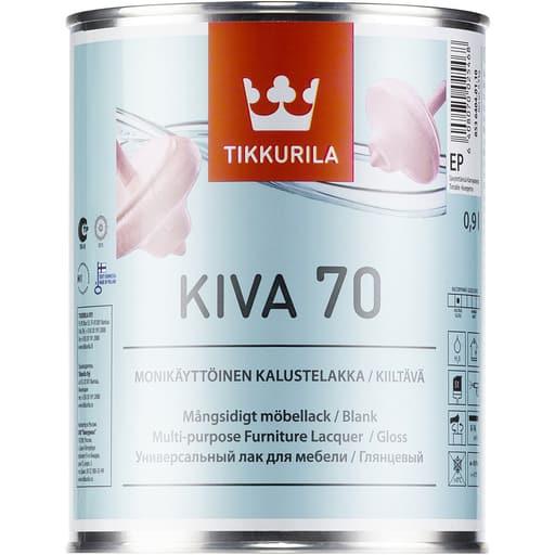 KIVA 70 KIILTÄVÄ KALUSTELAKKA 0