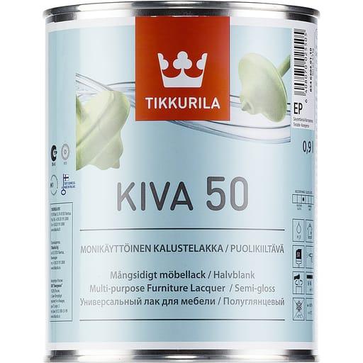 KIVA 50 PUOLIKIILTÄVÄ KALUSTELAKKA 0