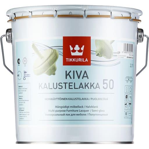 KIVA 50 PUOLIKIILTÄVÄ KALUSTELAKKA 2